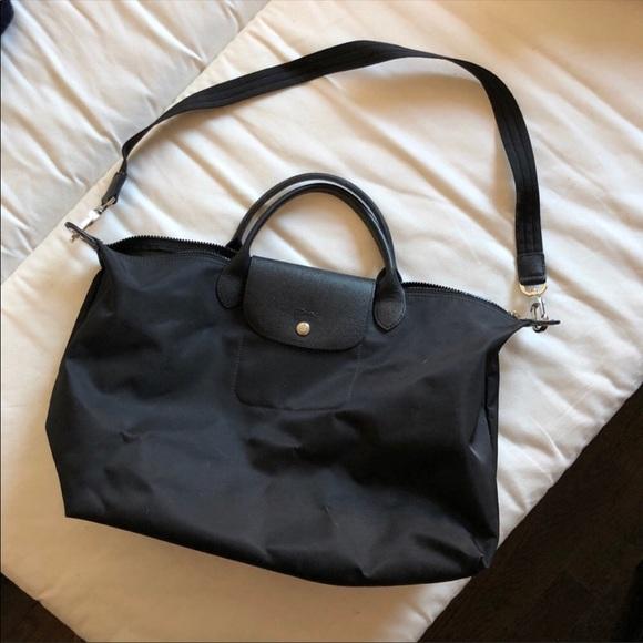 Longchamp Bags   Overnight Travel Bag   Poshmark 425fc3be9d